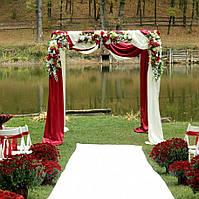Выездная церемония. Оформление, украшение выездной церемонии, фото 1
