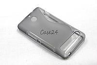 Чехол для Sony Xperia E1 D2005 D2105 серый, фото 1