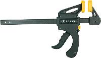 Струбцина автоматическая, Topex, 12A515