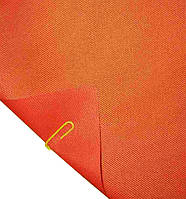 Ткань тентово-палаточная Оксфорд 600 D PU оранжевая