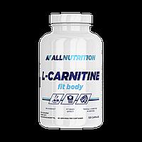 Жиросжигатель на основе карнитина L-Carnitine Fit Body 120 caps Allnutrition