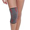 Бандаж на коленный сустав вязанный эластичный усиленный