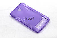 Чехол для Sony Xperia E1 D2005 D2105 фиолетовый, фото 1