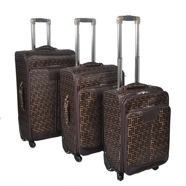 Комплект чемоданов 3 шт