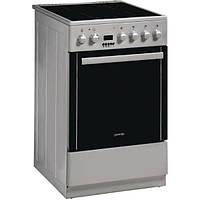 Кухонная плита GORENJE EC56320AX ШxГxВ(50x60,5x85), верх:электрический, низ:электрический, цвет:нержавеющая ст