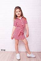 Платье- рубашка 02 лар