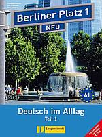 Berliner Platz 1 neu Kursbuch + Arbeitsbuch. Teil 1. A1. Deutsch im Alltag + CD (проект №25)