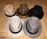 Стильная шляпка 11(32)