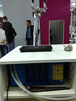 Барная стойка с вмонтированной пивной установкой (на выставочном мероприятии, апрель 2017)