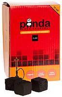 Уголь для кальяна PANDA CUBE красный, 96 шт  (1 кг)