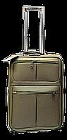 Чемодан дорожный (малый) цвета хаки Ч15, фото 1