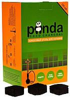 Уголь для кальяна PANDA CUBE зеленый, 120 шт  (1 кг)
