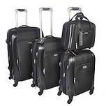Комплект чемоданов 4 шт
