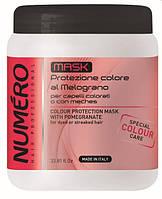 Крем маска Нумеро для защиты цвета волос с экстрактом граната 1000 мл Маска Numero 1000 ml, фото 1