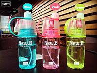 Бутылка с распрыскивателем для спортсменов 600 мл.!, фото 1