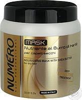 Маска Нумеро питательная для волос с маслом карите 1000мл  Numero Mask 1000 ml, фото 1