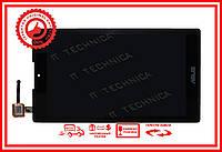 Тачскрин+матрица ASUS ZenPad P001 P01Y Черный ОРИГИНАЛ