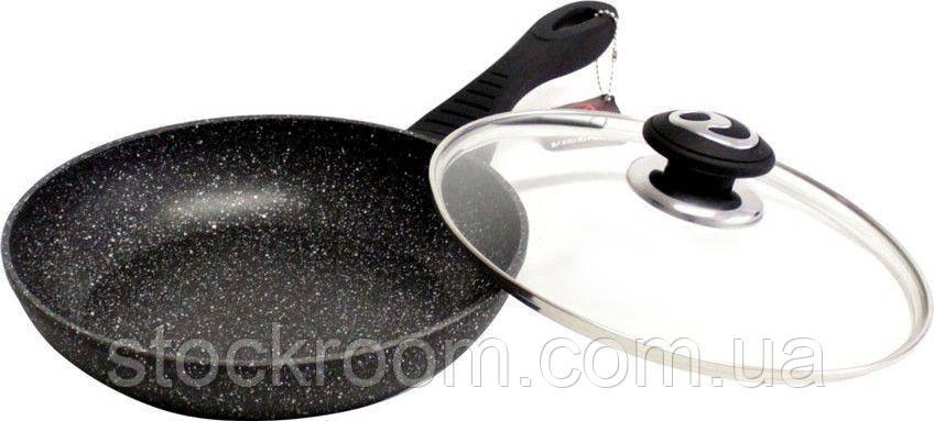 Сковорода Vissner VS 7530-28 с гранитным покрытием