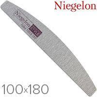 Niegelon Пилочка 06-0343 минерал. D (серая сегмент) 100x180, фото 2
