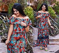 Платье кружево с458 гл