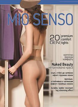 Немного о колготках торговой марки «Mio Senso».