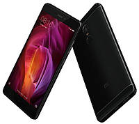 Смартфон Xiaomi Redmi Note 4 3/32 Гб Snapdragon 625 Международная версия black чехол