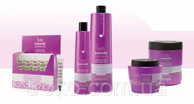 Echosline Seliar Kromatik Маска для окрашенных волос 1000 и 500 мл