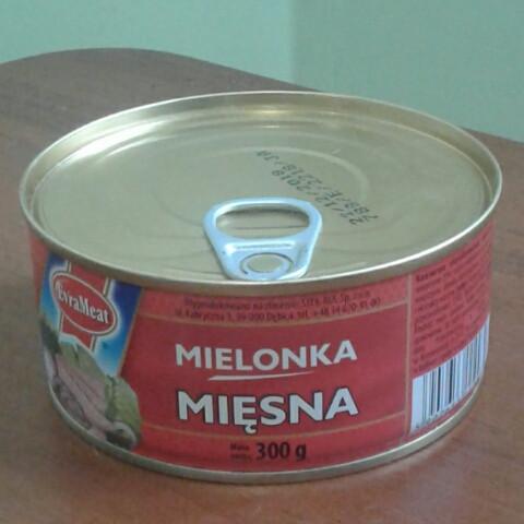 "Консерва ""Miesna"" EvraMeat 300 гр"