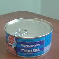 "Консерва ""Tyrolska"" EvraMeat 300 гр"