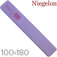 Niegelon Пилочка 06-0594 минерал. Teflon (фиолет широкая) 100x180