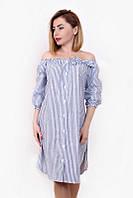 Платье Полоска 043, летнее платье в полосочку
