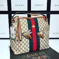 Сумочки качества Lux Gucci!!! беж, черный