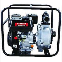 Мотопомпа высокого давления Loncin LC50ZB60-4.5Q