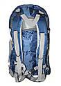 Рюкзак туристический сине красный, фото 3