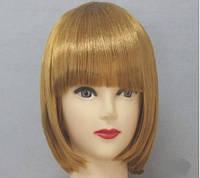 Купить не дорого парик каре в интернет магазине насыщено синего цвета