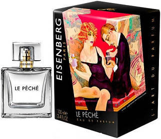 Jose Eisenberg Le Peche парфюмированная вода 100 ml. (Жозе Айзенберг Ле Пеше)