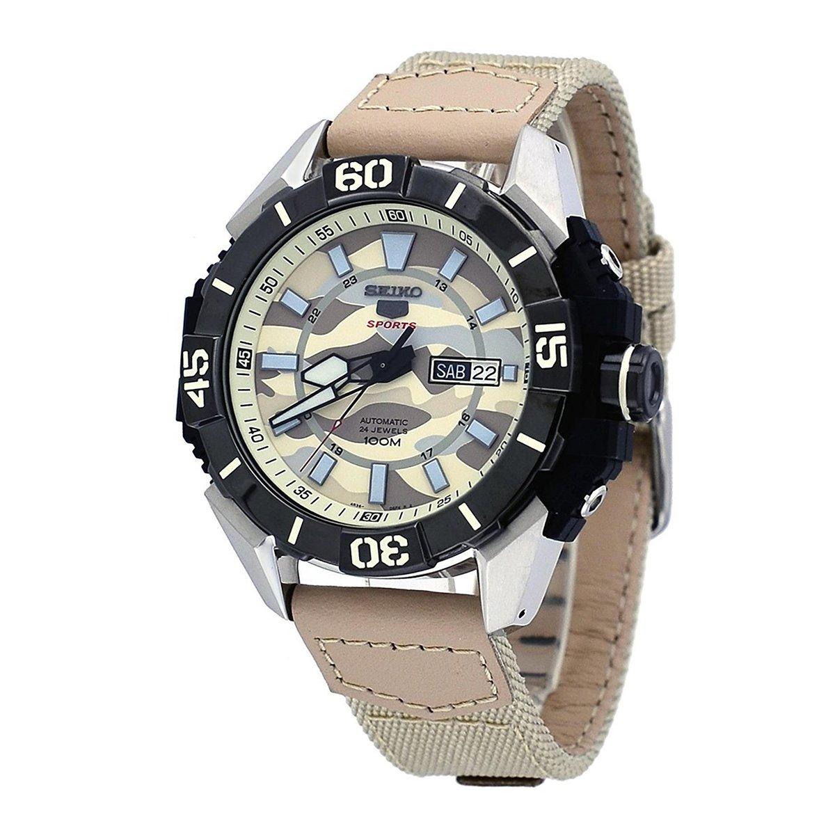 Часы Seiko 5 Sports SRPA01J1 Automatic 4R36