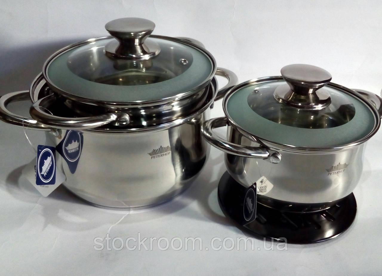 Набор посуды Peterhof PH 15728 7 предметов