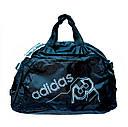 Сумка дорожная адидас 067 (3 цвета), дорожная сумка, вместительная дорожная сумка, сумки недорого, дропшиппинг, фото 3