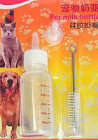 Бутылочка с соской поилка для домашних животных 50 мл 19-11