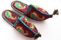 Тапочки сувенирные из Узбекистана