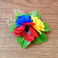 Заколка Польові квіти