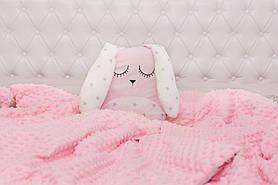"""Подушка-игрушка """"Спящая зая"""""""