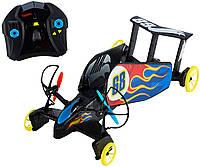 Летающий автомобиль 2в1 на радиоуправлении, Hot Wheels Sky Shock RC Оригинал из США