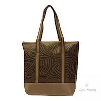 Модная эко-сумка с двусторонним принтом