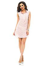 Рубашка-туника 242 розовая