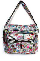 Сумка летняя 017 (3 цвета), женская сумка недорого, дропшиппинг