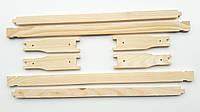 Рамки для ульев магазинная с отверстиями и втулками