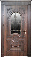 Входная дверь в частный дом (три  контура) модель Бристоль