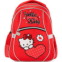 Рюкзак ортопедический 523 Hello Kitty KITE, HK17-523S